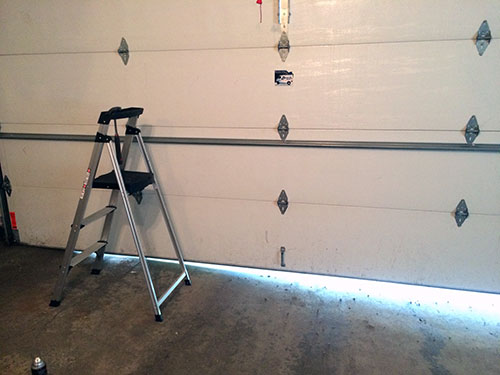 Safety Measure as part of Servicing Garage Doors